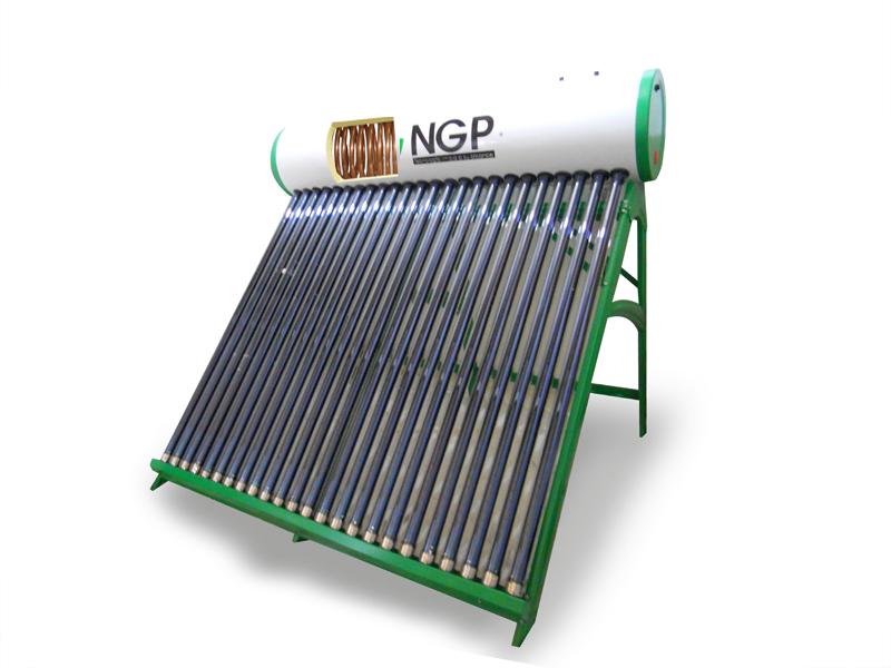 Termo solar presurizado con serpentin 300l termo solar for Termo solar precio
